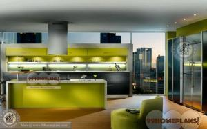 Contemporary Kitchen Designs 2017