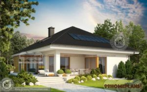 Indian Bungalow Designs 1831 sqft