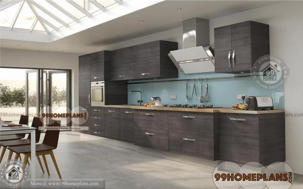 Indian Kitchen Design Ideas With Latest Modular Simple Kitchen Collection