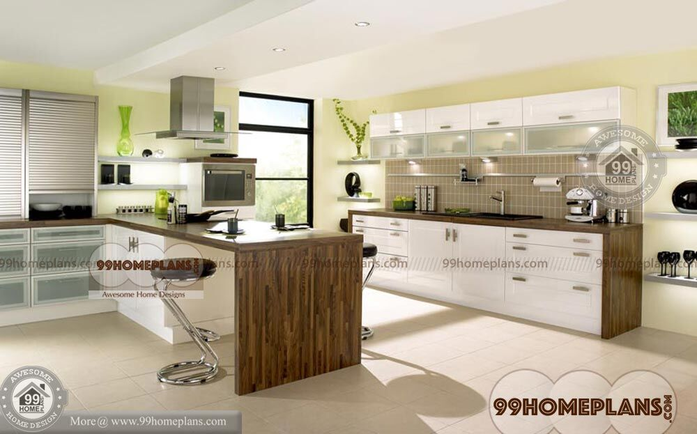 Latest Kitchen Designs Photos