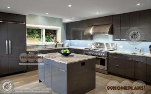 Modern Home Kitchen Design Ideas