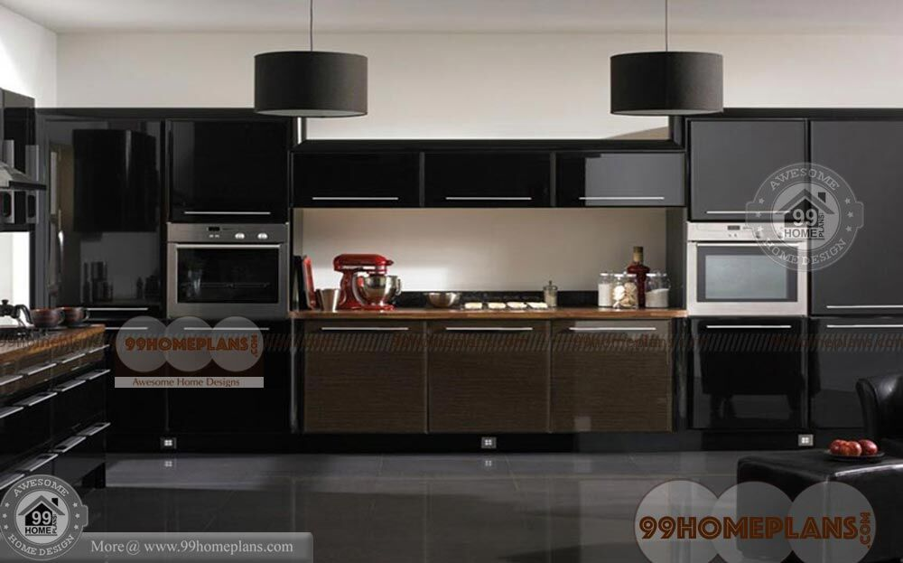 Modern Kitchen Ideas 2017 With Best New Indian Home Kitchen Collection