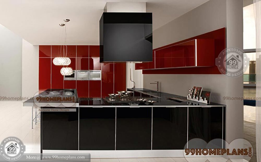 Modern Kitchen Ideas For Small Spaces