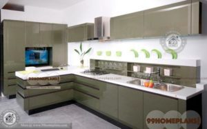 Modern Kitchens Plans home interior a105