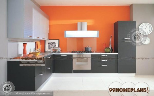 Modular Kitchen Designs India With New Home Kitchen Collections A118