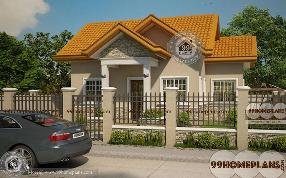 Simple Traditional Home Plans 560 sqft