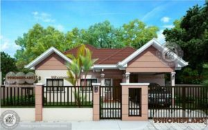 Traditional House In Kerala 1086 sqft