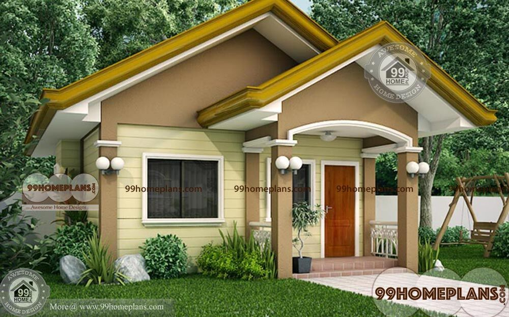 Traditional House Plans Kerala Style 516 sqft