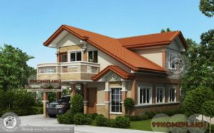 Traditional Modern House Plans 1850 sqft