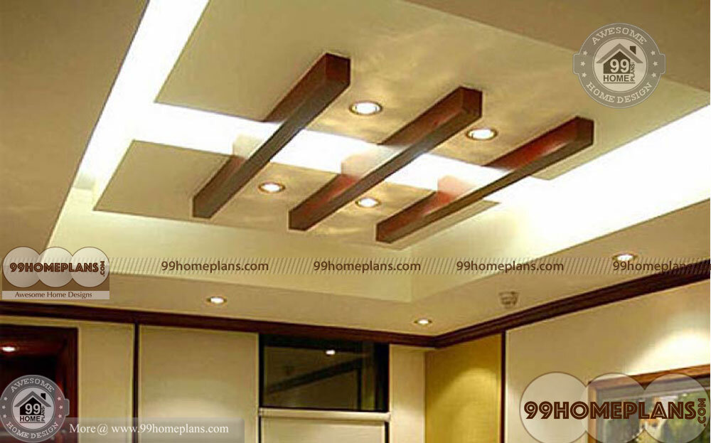 Ceiling Design For Bedroom Home Interior
