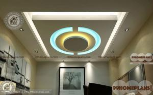 Ceiling Design for Hall home interior