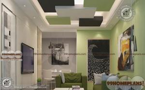 Ceiling Design for Living Room home interior