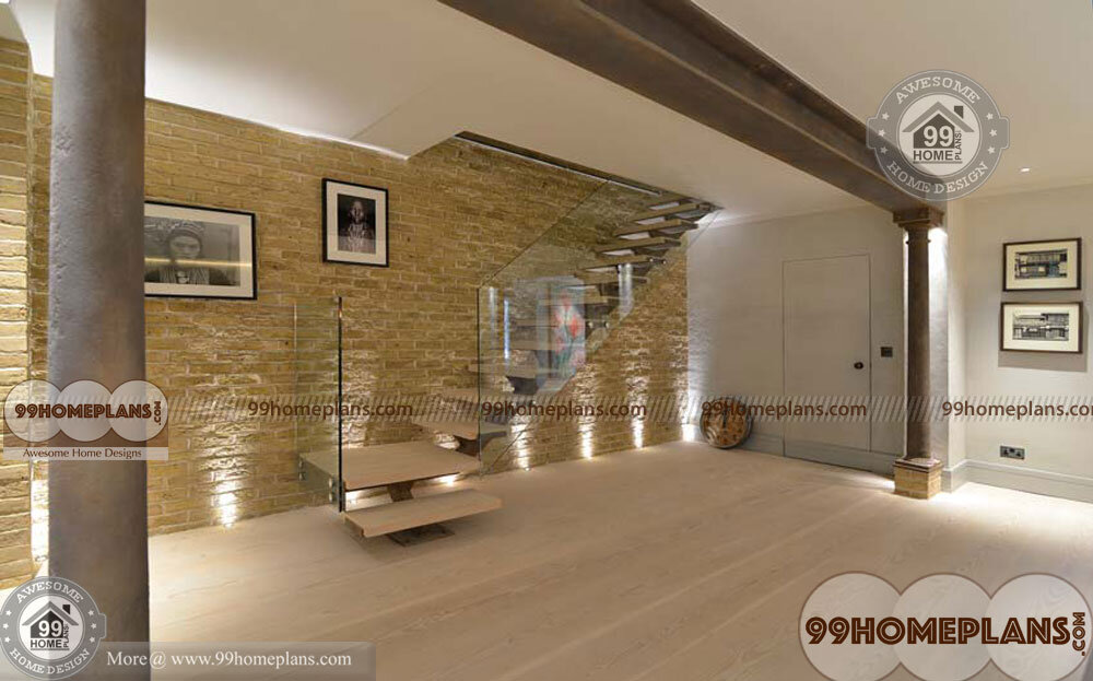 Cheap Straight Stairs home interior