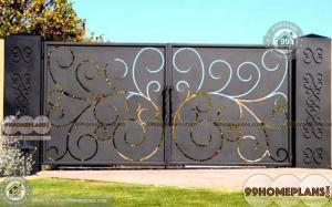 Compound Gate Design Photos home interior