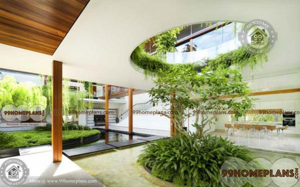 Courtyard Designs For Homes Ideas With Beautiful Home Courtyards