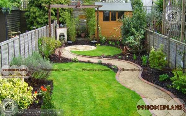 Creative Garden Ideas Small Spaces with Low Cost House Keeping Plans
