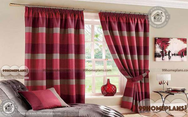 Curtain Designs For Bedroom With