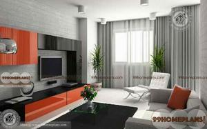 Curtain Designs For Living Room home interior