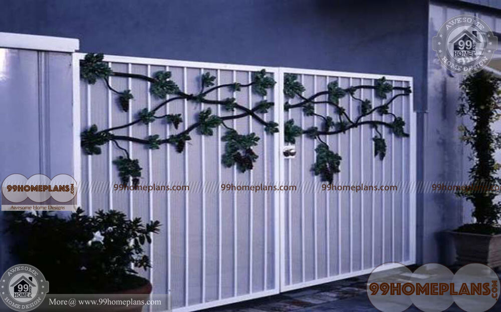 Entrance Gate Design Home Interior