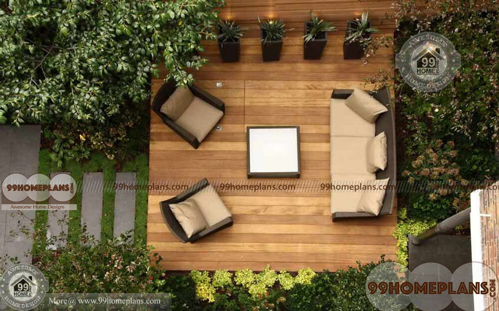 Home Courtyard Designs Ideas With New Interior Courtyard Plan