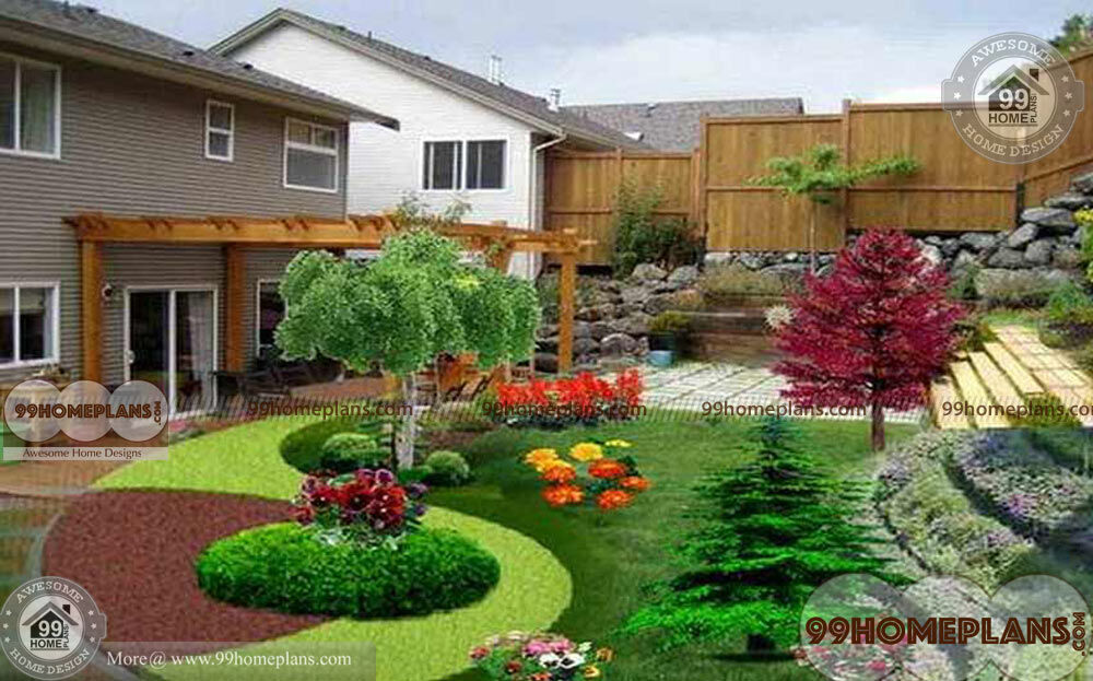 Garden Design Landscape Ideas 25 Modern Garden Plants Shrubs