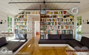 Home Library Shelving Units home interior