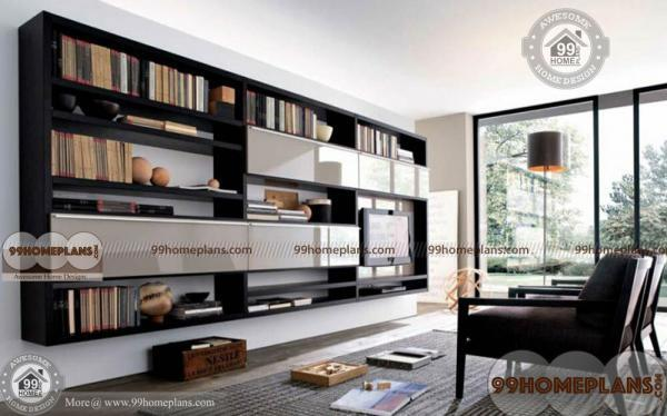 Home Office Library Design Ideas U2013 Small Beautiful Reading Room Plans