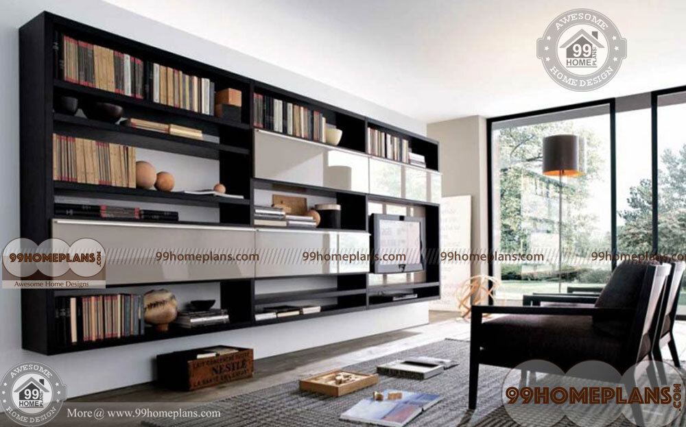 Home Office Library Design Ideas Small Beautiful Reading Room Plans
