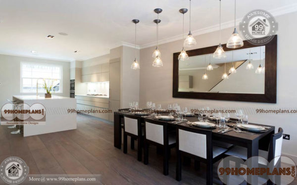 Indian Dining Hall Interior Design With Simple Small Fresh Image