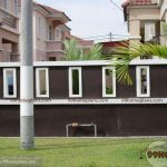 Front Compound Wall Design With Best Boundary Wall Elevations Model