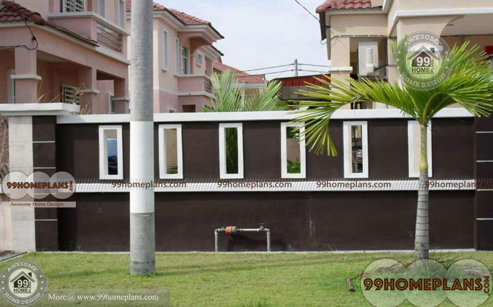 Ordinaire Kerala House Compound Wall Designs Photos Home Interior