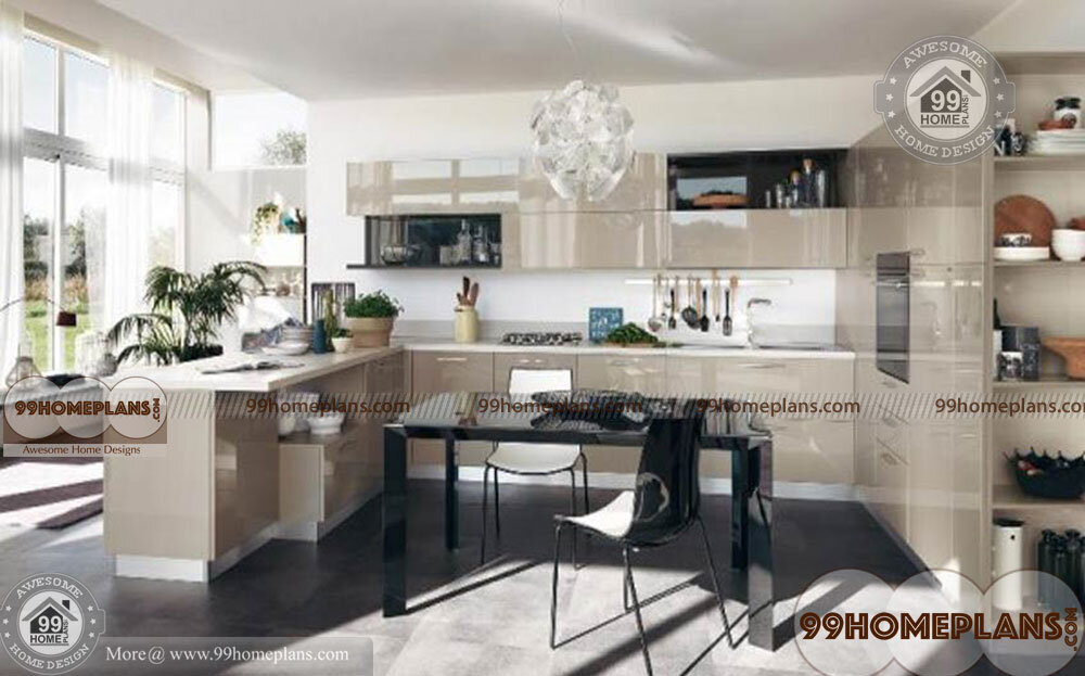 Kitchen Dining Room Design Ideas Modern Small Open Type Collections