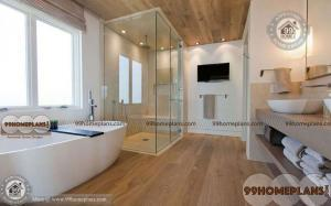 Large Bathrooms Designs home interior