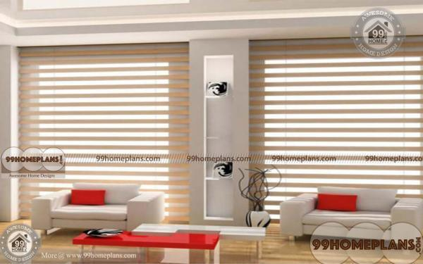 Latest curtain designs for drawing room modern large window drapes - Latest curtain designs for windows ...