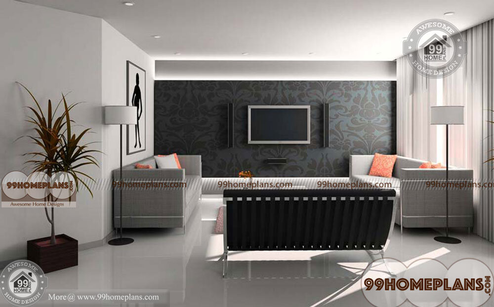 living room interior design images india
