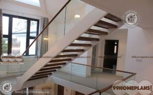 Loft Stairs For Small Spaces home interior