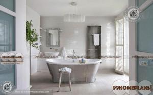 Luxury Modern Master Bathrooms home interior