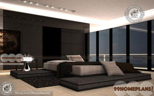 Master bedroom designs india low budget elegant large Low cost interior design ideas india