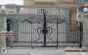 Modern Main Gate Designs home interior
