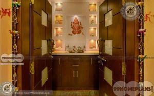 Modern Pooja Room Designs home interior