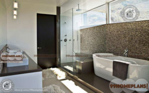 Modern Small Bathroom Design home interior