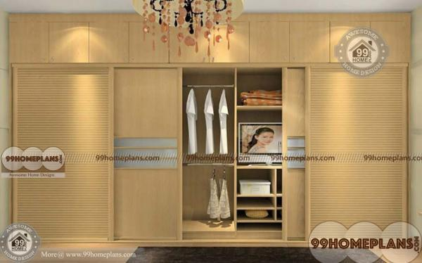 Modular Wardrobes Designs With Small Inexpensive Bedroom Cupboards