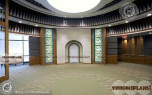 Muslim Prayer Room Design home interior
