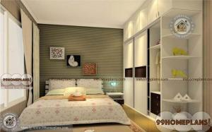Plywood Wardrobe Designs home interior