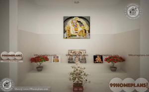 Puja Room Ideas In Small House home interior
