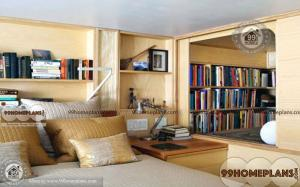 Reading Corner Ideas for Adults home interior