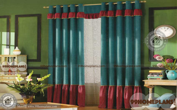 Simple Curtain Design Decorative Ideas and Large Variety Curtain Models