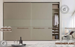 Sliding Door Wardrobe India home interior