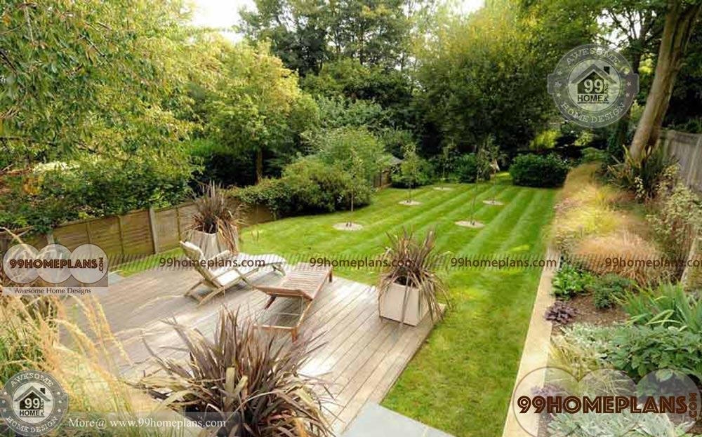 Small Garden Design Pictures With New Eye Catching Style Lawn Ideas
