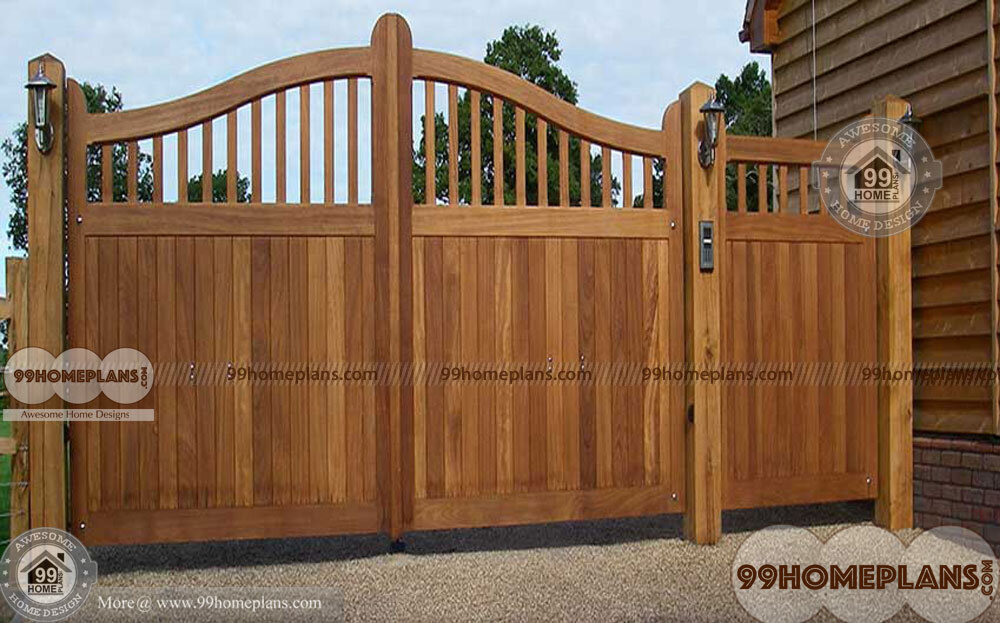 Wall Compound Gate Design home interior